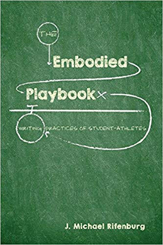 Book cover for The Embodied Playbook