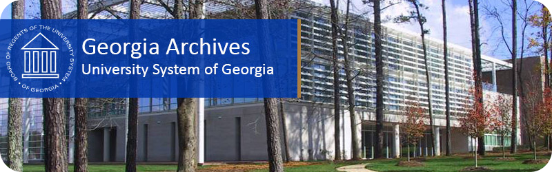 Georgia-Archives-Banner