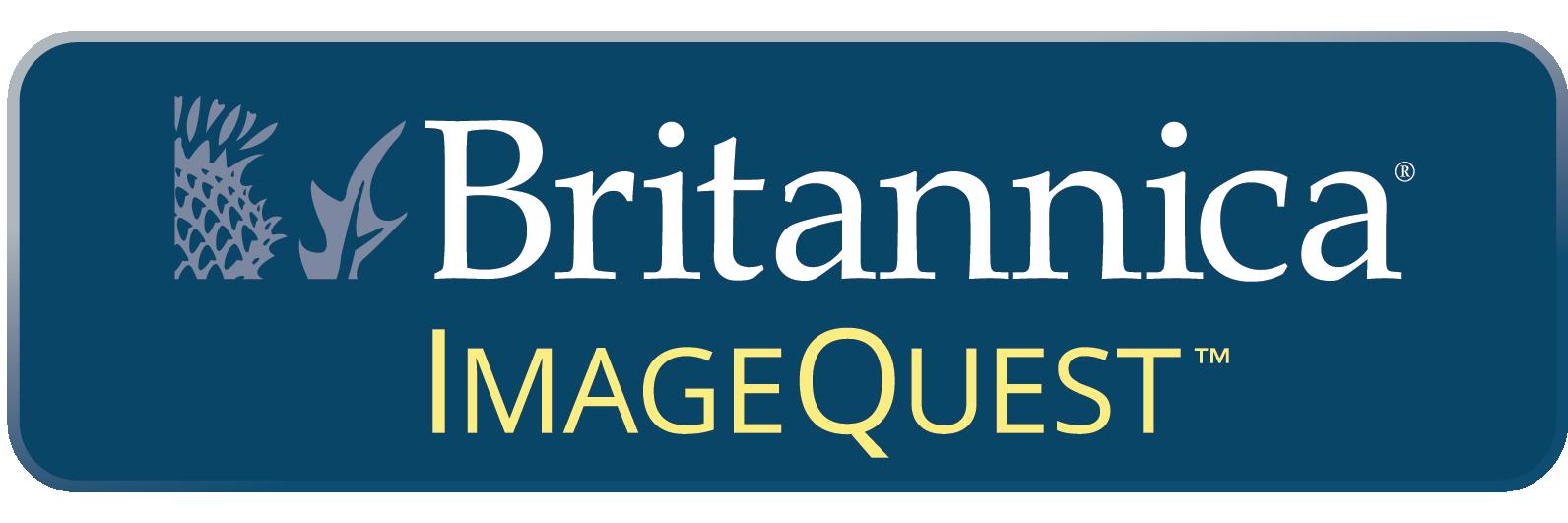 Britannica Image Quest logo