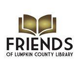 Friends of Lumpkin County Library logo