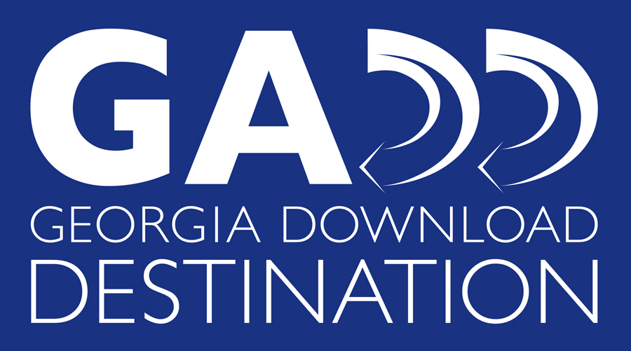 Georgia Download Destination Logo