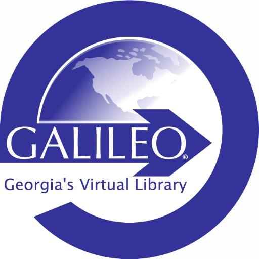 Logo for GALILEO, Georgia's Virtual Library