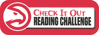 Logo for Check It Out Reading Challenge