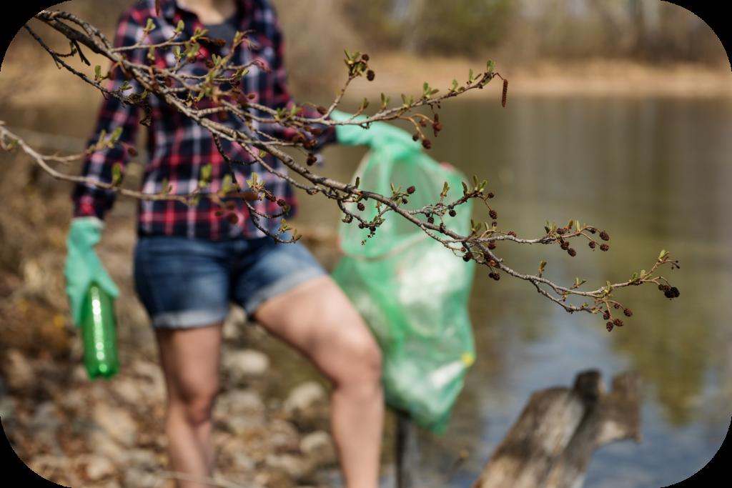 Keep Lumpkin County Clean!