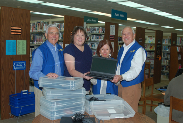 LC Rotary Laptops