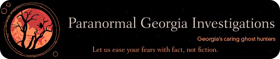Paranormal Georgia Investigations Presents: Best Evidence and Case Studies