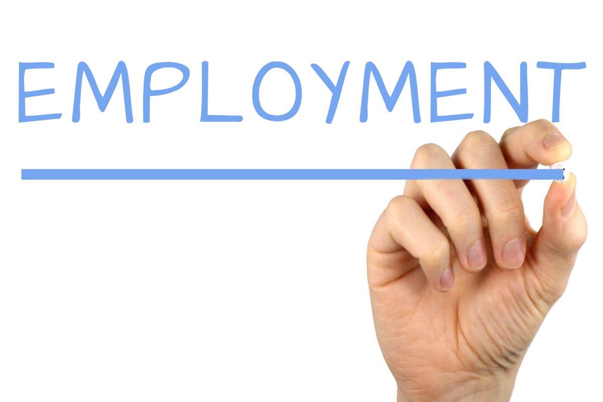 Hand, marker, employment