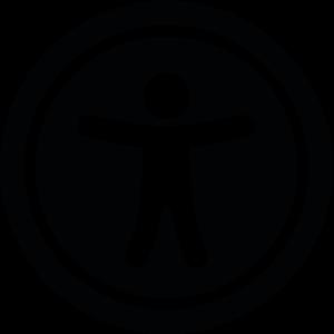 Universal access symbol