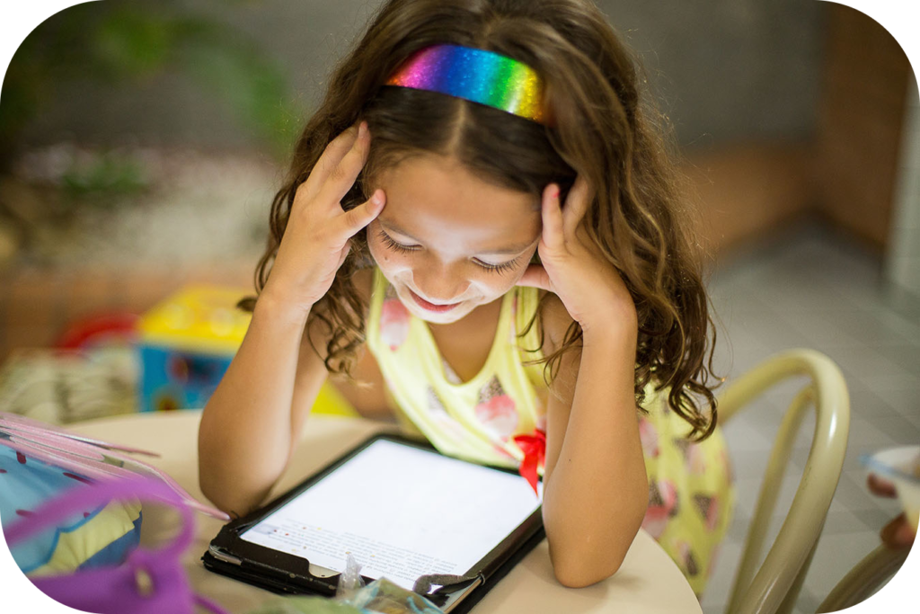 Introducing eRead Kids, A New Children's Digital Library