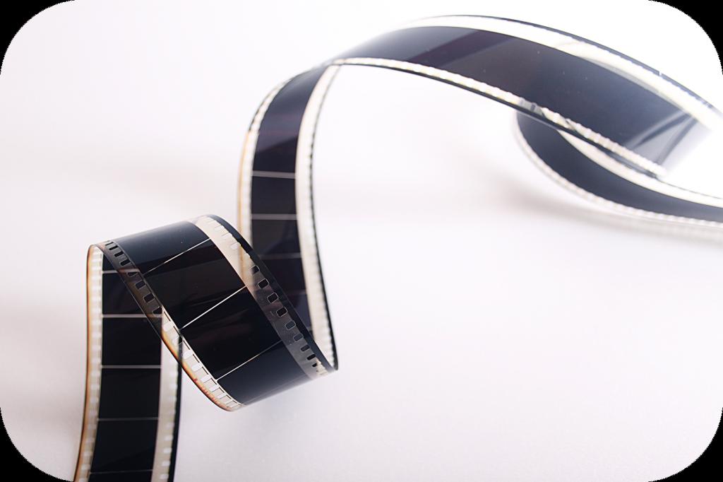 Unspooled movie film