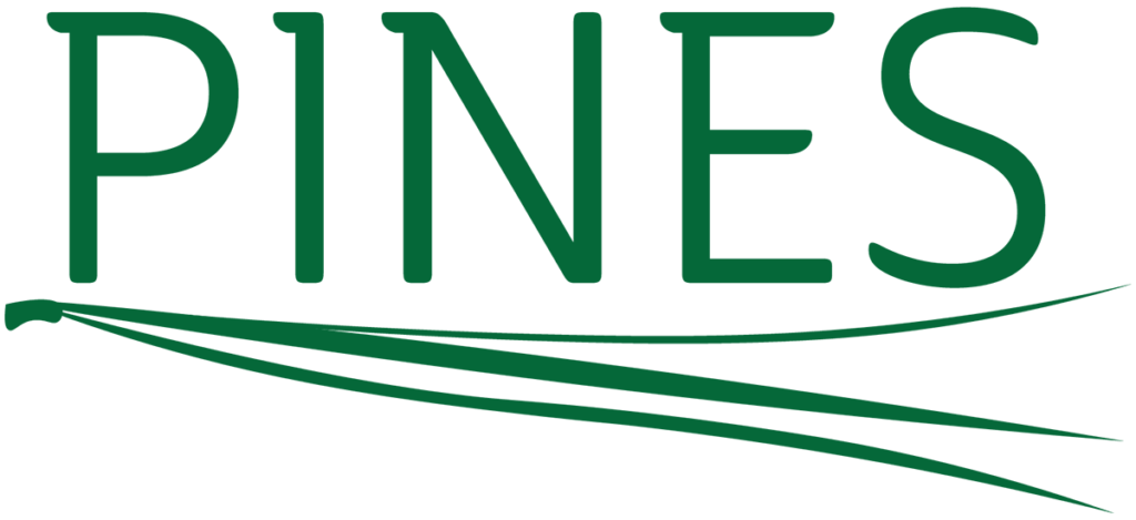 PINES Library Logo
