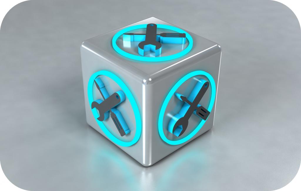 Cube, tools